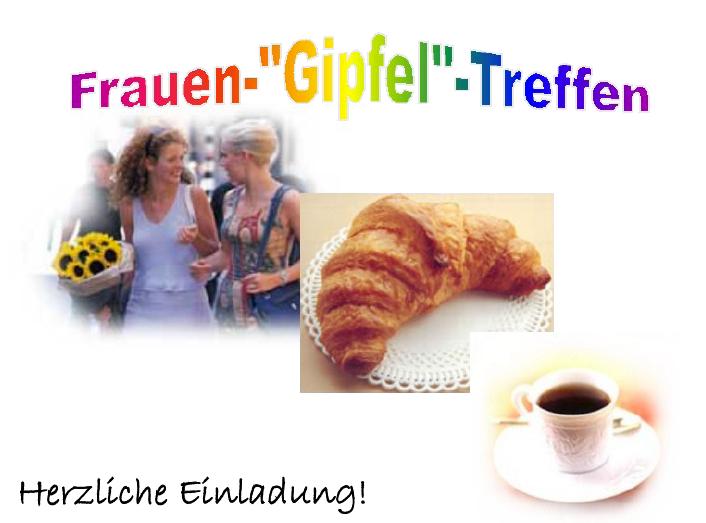"""Frauen-""""Gipfel""""-Treffen"""